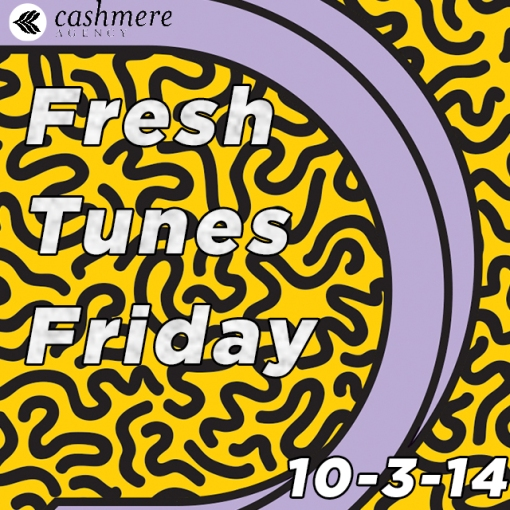 Fresh Tunes Friday 10-3